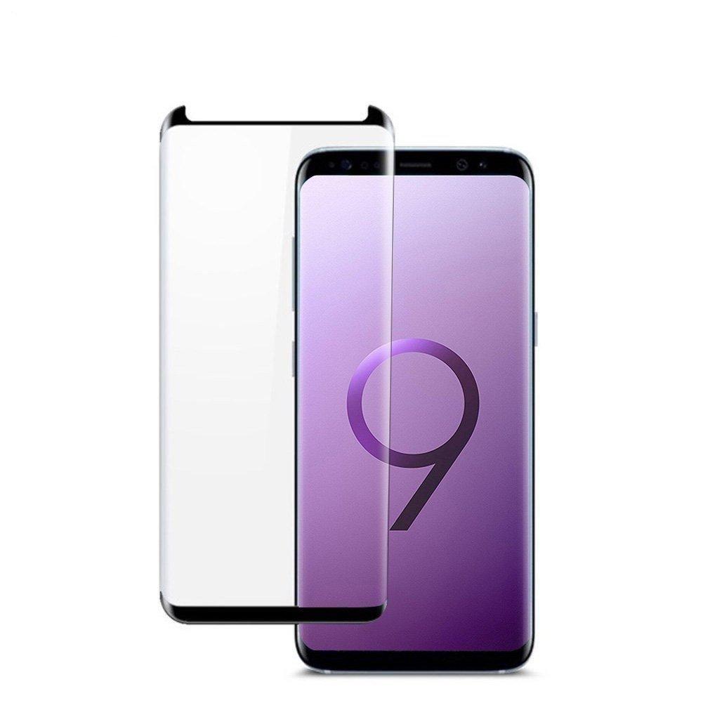 AROC Samsung Galaxy S9pellicola protettiva, vetro temperato trasparente HD 0.3mm Slim e durezza 9H pellicola protettiva [anti-graffio] [] [senza bolle]