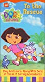 Dora the Explorer - To the Rescue [VHS tape]