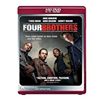 Four Brothers [HD DVD] (2005)