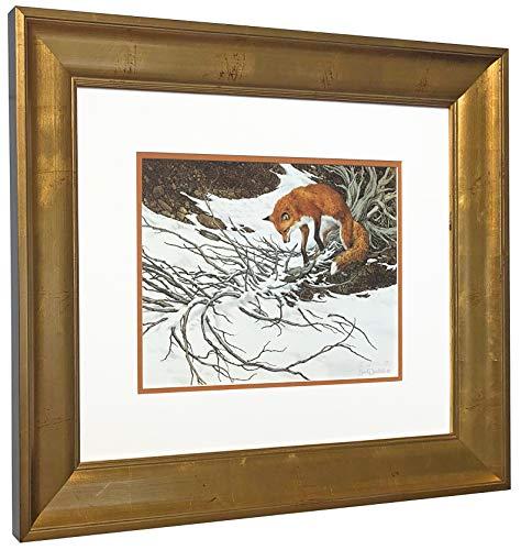 Bev Doolittle MISSED Signed & Numbered Matted & Framed Limited Edition Paper Art Lithograph