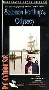 """Solomon Northup's Odyssey - (aka """"Half Slave, Half Free"""") [VHS]"""