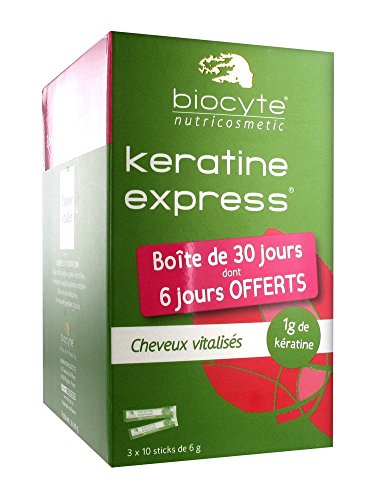Biocyte Keratine Express Vitalized Hair 3 x 10 Sticks