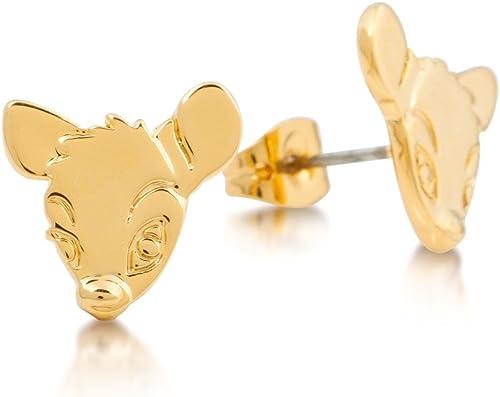 Disney Couture Kingdom Essential Minnie Mouse Boucles doreilles /à tige en /émail