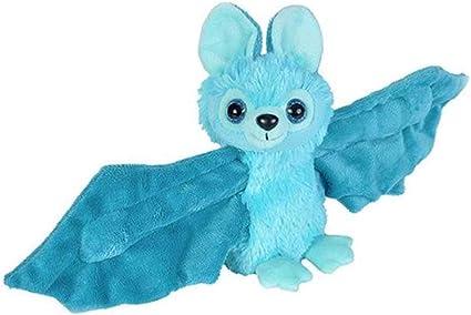 Best Stuffed Animals For Boy, Amazon Com Wild Republic Huggers Blue Bat Plush Slap Bracelet Stuffed Animal Kids Toys 8 Inches Toys Games