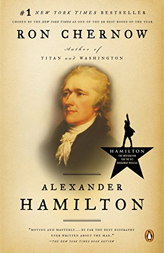 Which are the best alexander hamilton by chernow available in 2019?