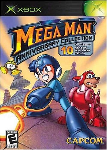 Mega Man Anniversary Collection - - Stores Pearl Ms In