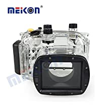 Meikon Manufacturer Underwater Housing For Canon G11 Canon G12 Waterproof Camera case