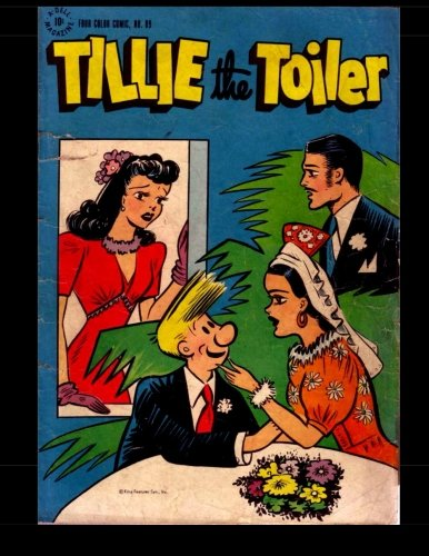 Download Tillie The Toiler #89: Four Color Comic #89 pdf epub