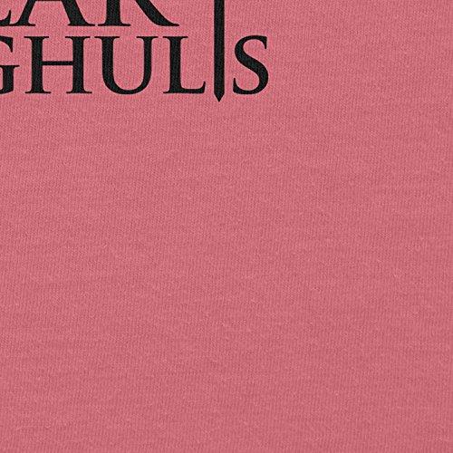 Texlab Got: Valar Morghulis - Damen T-Shirt, Größe L, Pink