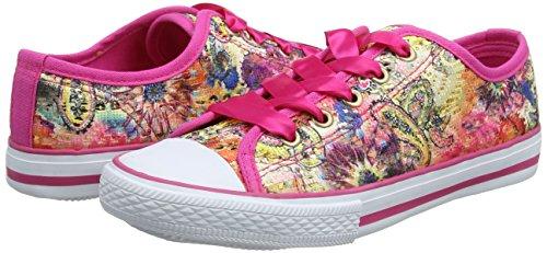 Pink Joe Browns Damen A Pink Summer Multi Carnival Pumps Multi Pink rrqZw8fp