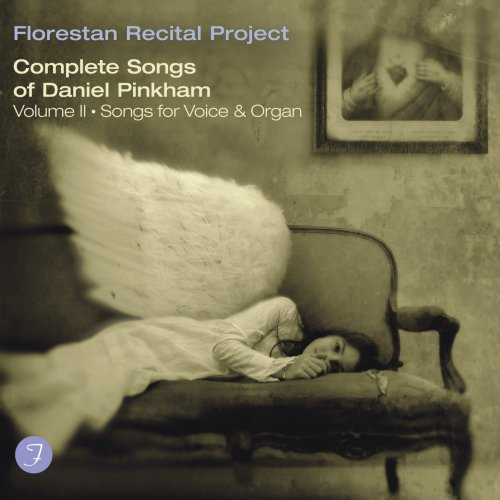 Complete Songs of Daniel Pinkham, Volume Two, Songs for Voice and Organ