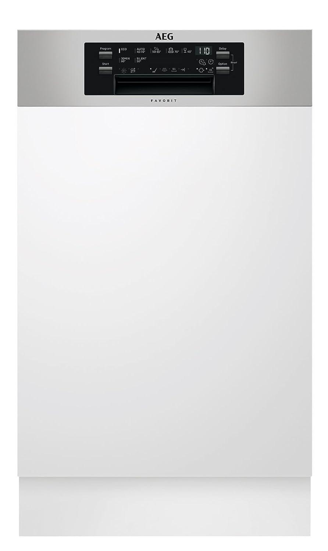 AEG Lave-vaisselle profilé acier inoxydable [Classe énergétique A+++] FAVORIT FEE63400PM