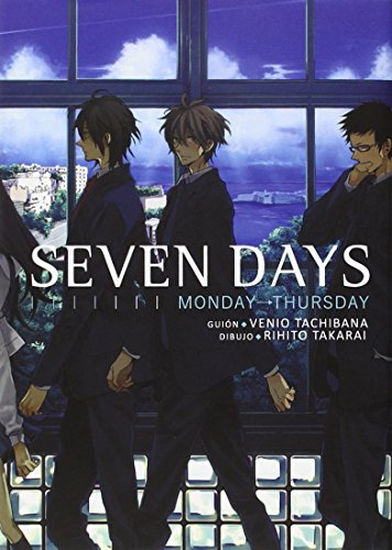 Descargar Libro Seven Days - Volumen 1 Venio Tachibana