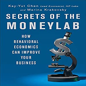 Secrets of the Moneylab Audiobook