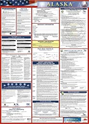 NMC LLP-AK, Labor Law Poster (Pack of 4 pcs)