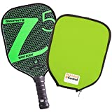 Onix Z5 Graphite Pickleball Paddle and Paddle Cover (Green)