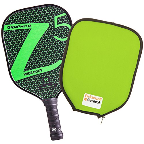 Onix Z5 Graphite Pickleball Paddle and Paddle Cover (Green) by Onix (Image #8)