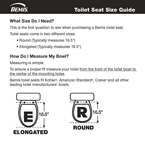 Mayfair 9601CP 378 Natural Reflections Veneer Toilet Seat wi