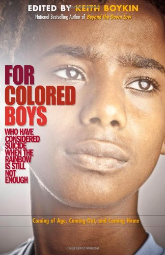 Pdf Social Sciences For Colored Boys Who Have Considered Suicide When the Rainbow is Still Not Enough: Coming of Age, Coming Out, and Coming Home