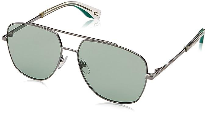 ec2f8b684e Amazon.com  Marc Jacobs Women s Aviator Sunglasses