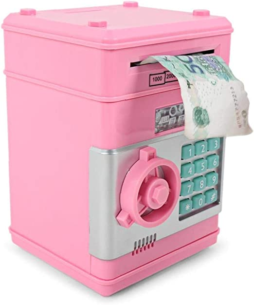 Electronic Money Bank ATM Contraseña Dinero En Efectivo Monedas ...