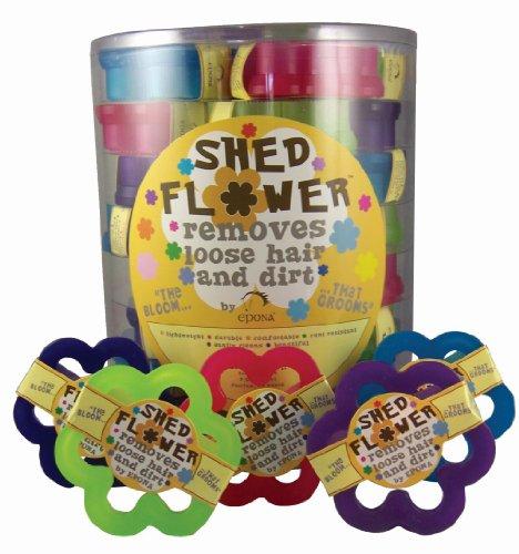 Shed Flower - Epona Shed Flower Groomer - Assorted Colors