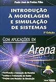 capa de Introdução a Modelagem e Simulação de Sistemas com Aplicações em Arena