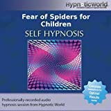 Fear of Spiders for Children Hypnosis CD