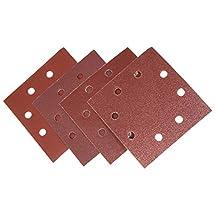 WEN 6304SP 1/4-Sheet Sander Hook-and-Loop Sandpaper (12 Pack)