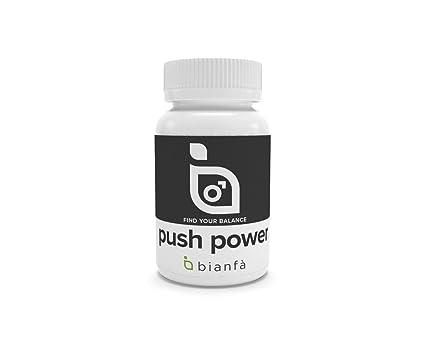 PUSH POWER Producto 100% natural que mejora tu rendimiento sexual.