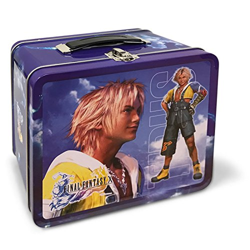 Final Fantasy Lunch Box, Tidus