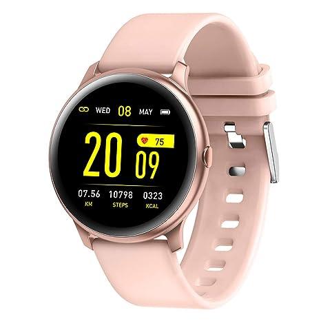 Smartwatch Pulsómetro Pantalla Táctil con Cámara Control De ...