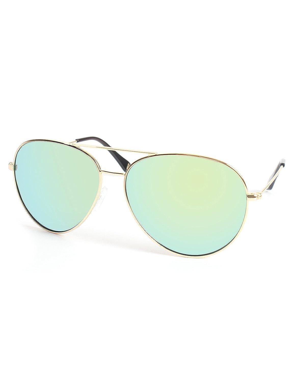 Demon&Hunter Gafas de Sol Polarizadas 100% UV400 Protección Anti Alergico Ultra ligero para Mujer Hombre DZA8037