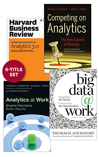 Amazon analytics and big data the davenport collection 6 analytics and big data the davenport collection 6 items by davenport fandeluxe Choice Image