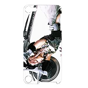Sexy Lightning Final Fantasy Phone Case Newest Cover for Ipod Touch 5th Generation