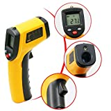 GM320 Infrared Thermometer Non Contact Pyrometer IR Laser