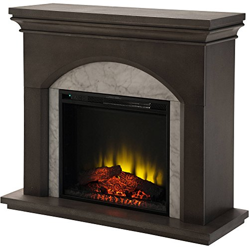 Prokonian Electric Fireplace with 41
