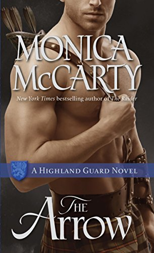 the arrow by monica mcarty