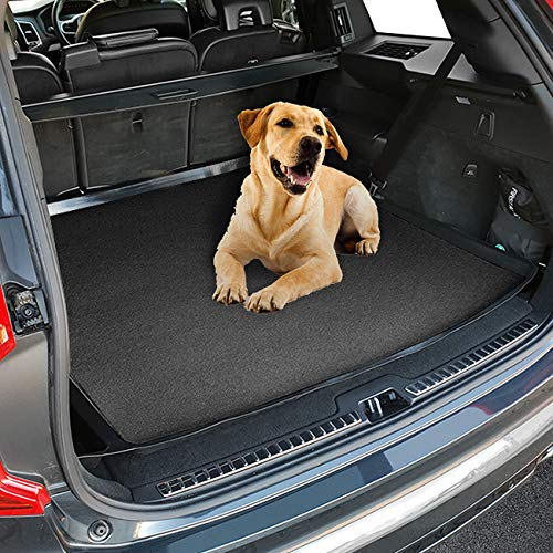carmats4u To fit Kuga 2008-2012 Fully Tailored PVC Boot Liner//Mat//Tray Grey Carpet Insert