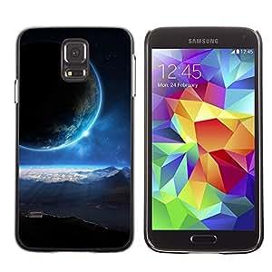 Be Good Phone Accessory // Dura Cáscara cubierta Protectora Caso Carcasa Funda de Protección para Samsung Galaxy S5 SM-G900 // Space Planet Galaxy Stars 42