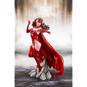 512ZlM6EHXL. SS300 Kotobukiya Marvel: Scarlet Witch ARTFX+ Statue