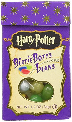 Jelly Belly Harry Potter Bertie Botts Every Flavor Beans ~ 5 Pack