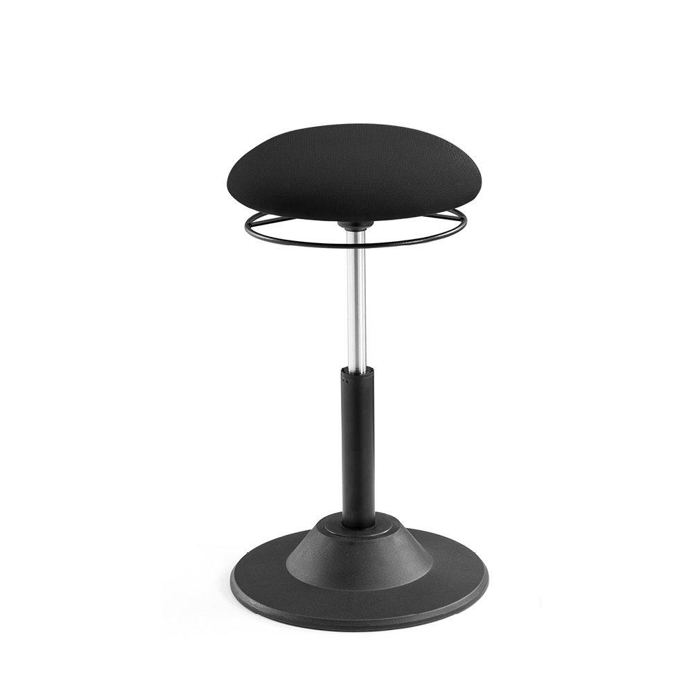 Sgabello da Banco Sedia in Piedi da Ufficio Sedia di stare ritto sedia di lavoro sedia per banco di lavoro reclinabile altezza regolabile OUGE