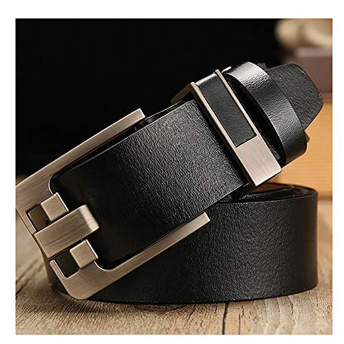 Men Male Genuine Leather Strap Luxury Pin Buckle Belts Cummerbunds Ceinture Homme