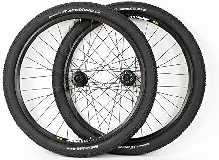 27.5-Inch Mavic/Shimano Mountain Bike Wheel