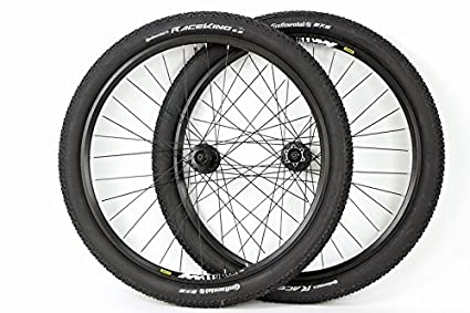 Amazoncom 275 Inch Mavic Shimano Mountain Bike Atb Wheels Disc