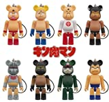 CCLemon bonus BE @ RBRICK Bearbrick Kinnikuman 8 seed set (japan import)