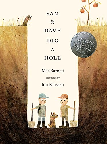 Buried Treasure Digs (Sam and Dave Dig a Hole (Irma S and James H Black Award for Excellence in Children's Literature (Awards)))