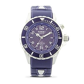 KYBOE! Silver Series horloge KY-40-037
