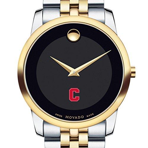 Cornell-Mens-Movado-Two-Tone-Museum-Classic-Bracelet